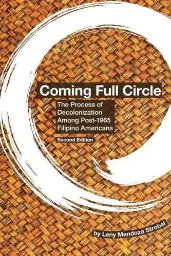 Coming Full Circle: The Process of Decolonization Among Post-1965 Filipino Americans [Leny Mendoza Strobel] (Tapa Blanda)