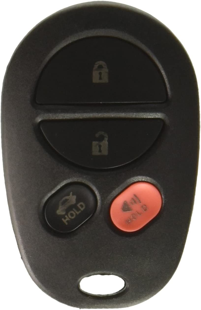 Toyota Keyless Entry Remote Fob Clicker for 2007 Camry Must be programmed by dealer