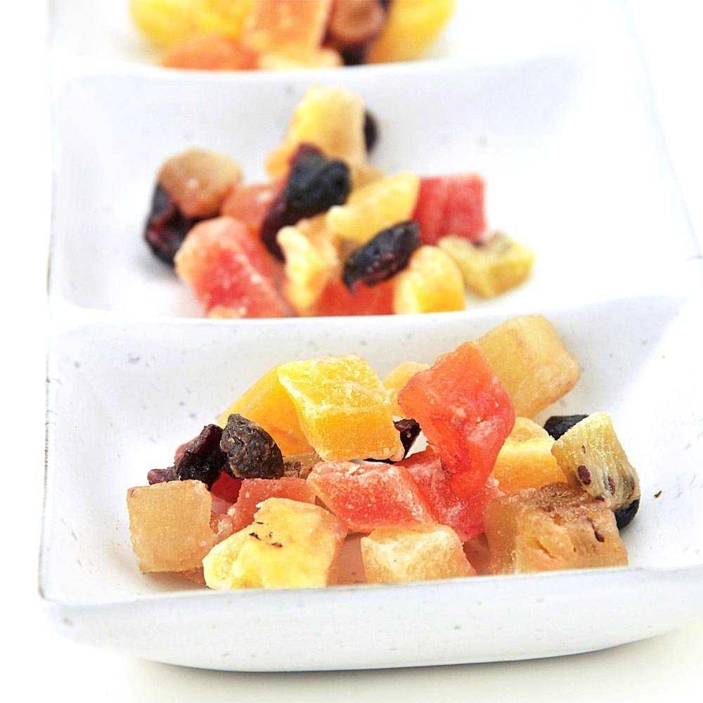Dry rich 10 kinds of dried fruit mix 1kg (2X500g) dried fruit by Fresh Market (Image #2)