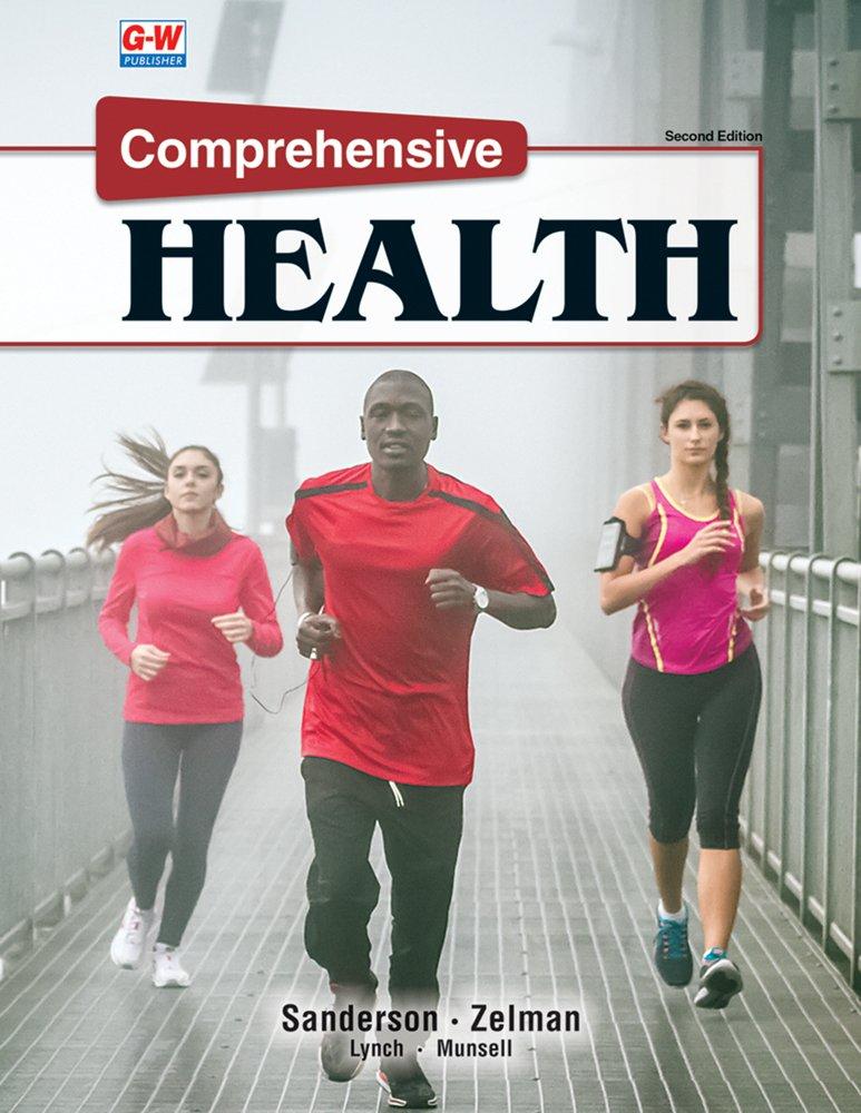 Comprehensive Health by Goodheart-Willcox