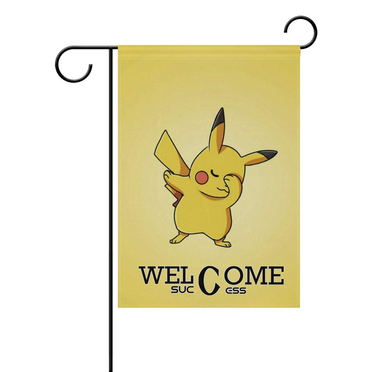 Amazon.com: AfdsaswfvsJ Pikachu Forma Cool Yeah Cartoon ...