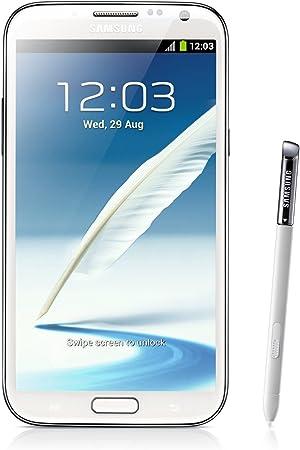 Samsung Galaxy Note II - Smartphone Libre Android (Pantalla 5.5 ...