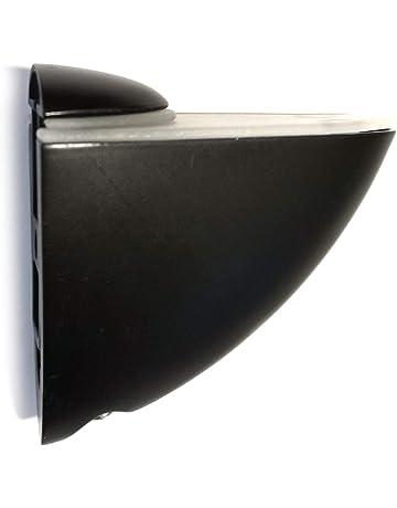1x Corni/ère dangle de poutrelle en m/étal /équerres 180x120x40x5mm Argent