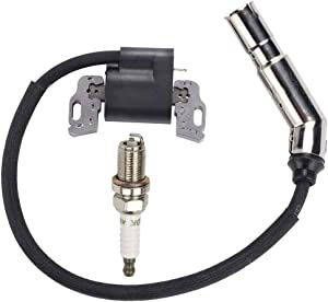 Harbot 595304 Ignition Coil Magneto Armature for Briggs and Stratton 795315 592841 799650 Engines
