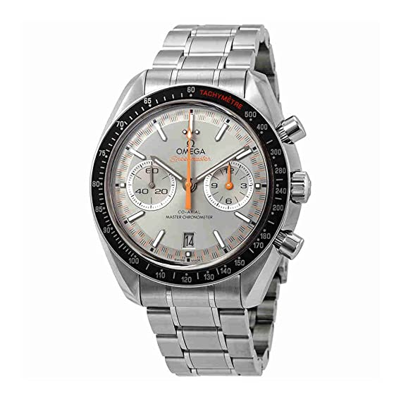 Omega Speedmaster 329.30.44.51.06.001 - Reloj cronógrafo automático para hombre, esfera gris