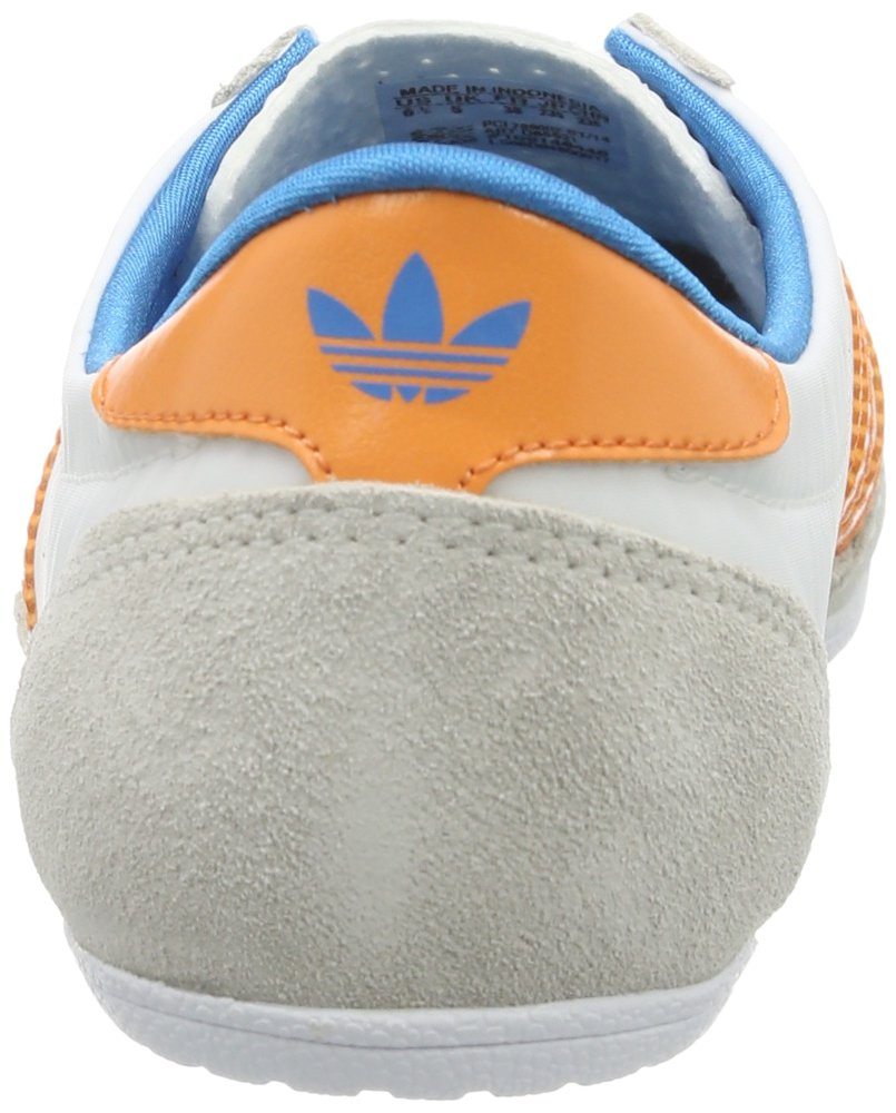 Adidas SL72 BALLERINA W Blue Pink Suede Leather Women Sneakers Ballerina Shoes