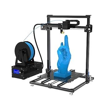 hcmaker 7 3d impresora 3d printer MK9 extruder Marco de aleación ...