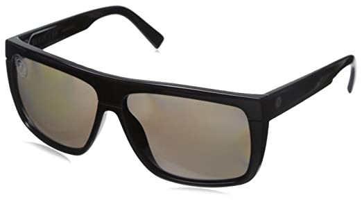 bbfe9fea7fa Image Unavailable. Image not available for. Color  Electric Top Gloss Black  Polarized ...