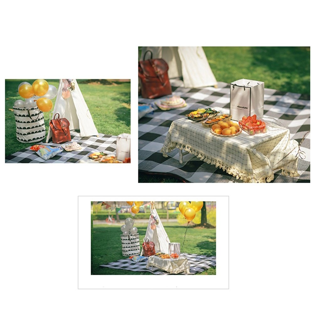 OUTDOOR Coco Große Picknick Decke im Freien Freien Freien Dicke Faltbare Wasserdichte Wasserdichte tragbare Zelt Camping Teppich (größe   200  200cm) B07CZH1J8F | Ruf zuerst  47129d
