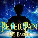 Peter Pan Hörbuch von J.M. Barrie Gesprochen von: Lucy Paterson