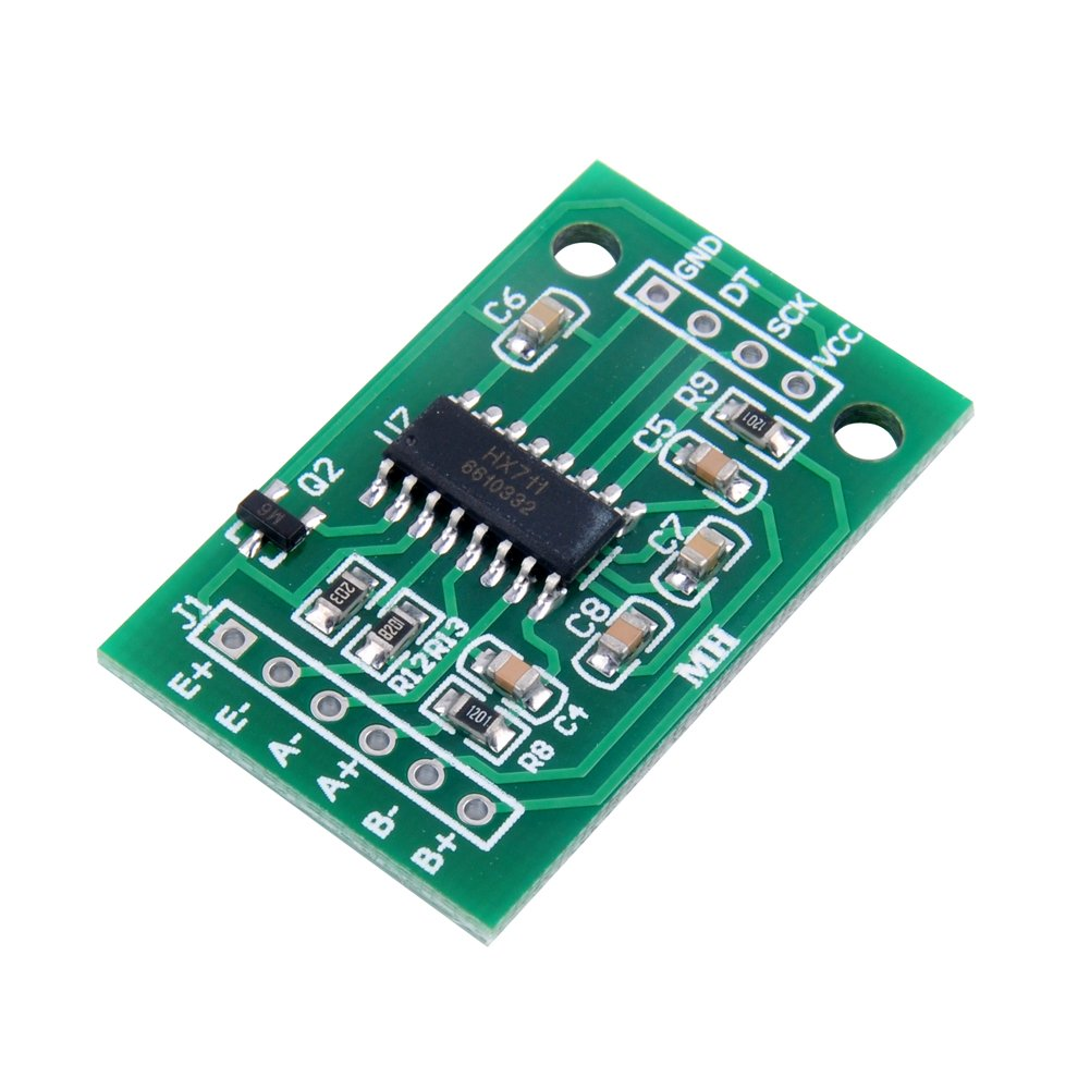 for Arduino Raspberry Pi Microcontroller 5PCS HX711 Load Cell Amplifier Breakout Weight Weighing Sensors Ad Module Analog to Digital Converter