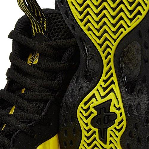 Nike Air Herren Foamposite Uno Basketballschuhe Amarillo (opti Giallo / Opti Giallo-nero)