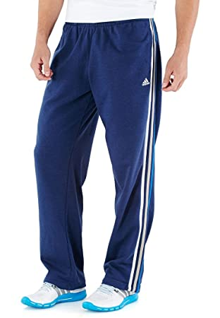 Details zu adidas Herren Sweathose ClimaLite Cotton Trainingshose Essentials Sweat Pant NEU