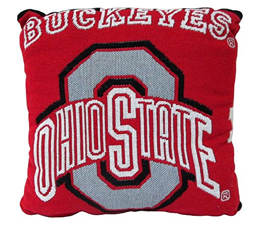 Ohio State Buckeyes Toss Pillow - 3