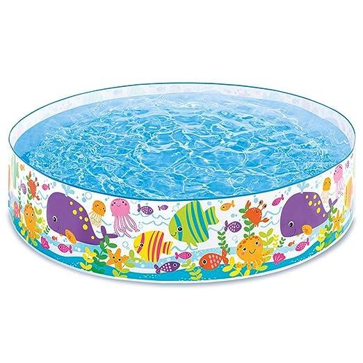 genialkiki Swim Center Family Pool - Piscina Hinchable para ...