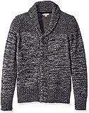 Calvin Klein Jeans Men's Shawl Neck Cardigan, Navy Armada, X-Large