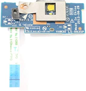Dell Latitude E5540 Power Button Board LS-9835P