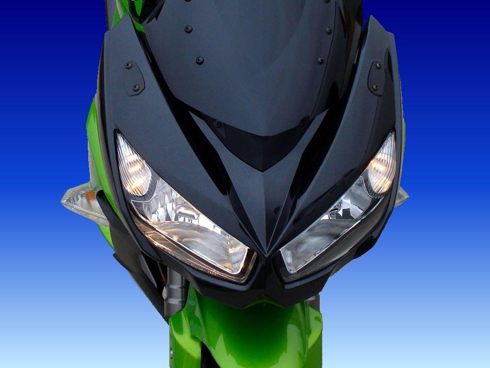 Amazon.com: Mirror Block Plates Kawasaki Ninja 400 650R ER ...