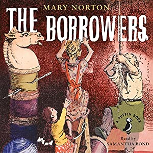 The Borrowers Audiobook