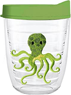 product image for Smile Drinkware USA-OCTOPUS 12oz Tritan Insulated Tumbler With Lid and Straw