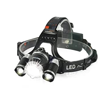 Mifine Waterproof LED Headlamp Headlight