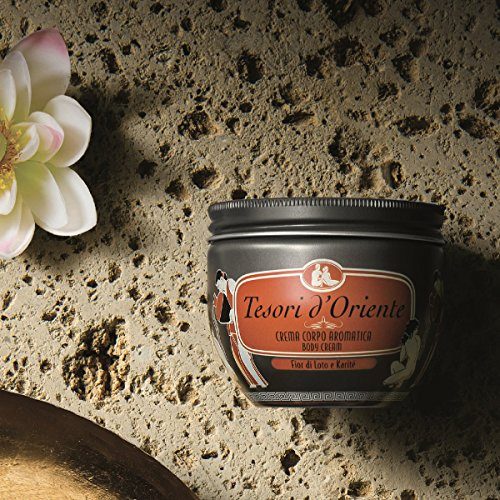 Body Cream Lotus Flower And Acacia Milk 300 - Acacia Body Milk