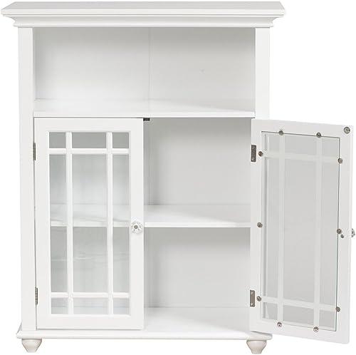 Ikcco Stripe 2-door Floor Cabinet