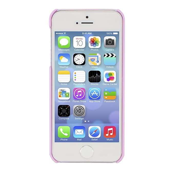 Lifeworks The Secret Agent - Credit Card Case for iPhone 5/5s (Pink)