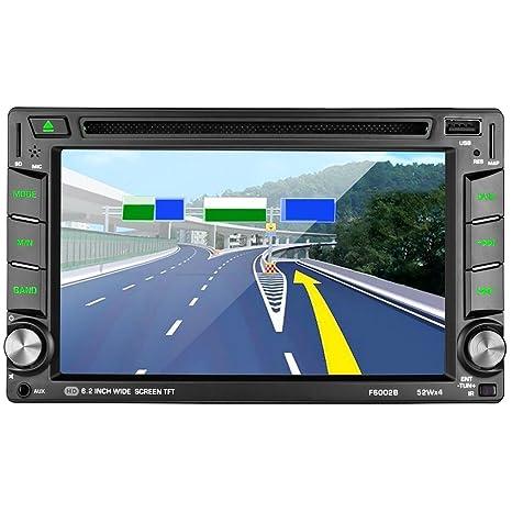 Reproductor Multimedia LESHP autoradio Navegador