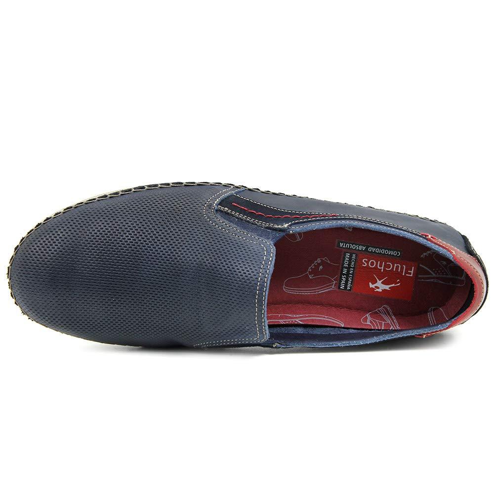 FLUCHOS Bahamas, Mocasines para Hombre: Amazon.es: Zapatos y complementos
