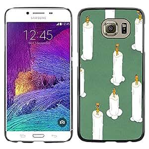 Dragon Case - FOR Samsung Galaxy S6 - Stand high and see far - Caja protectora de pl??stico duro de la cubierta Dise?¡Ào Slim Fit