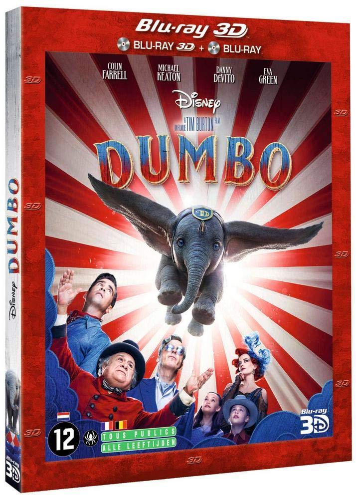 combo blu-ray Dumbo