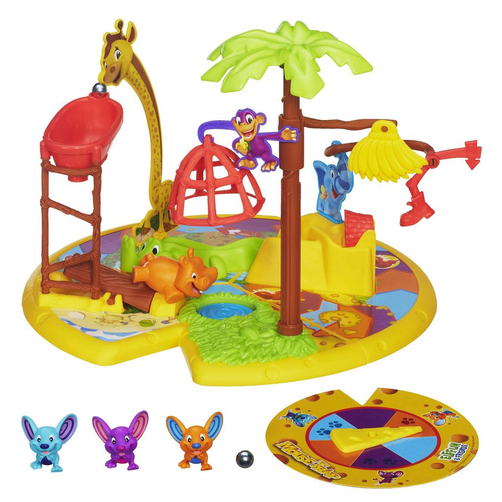 Toys And Friends : Amazon elefun and friends mouse trap toys games