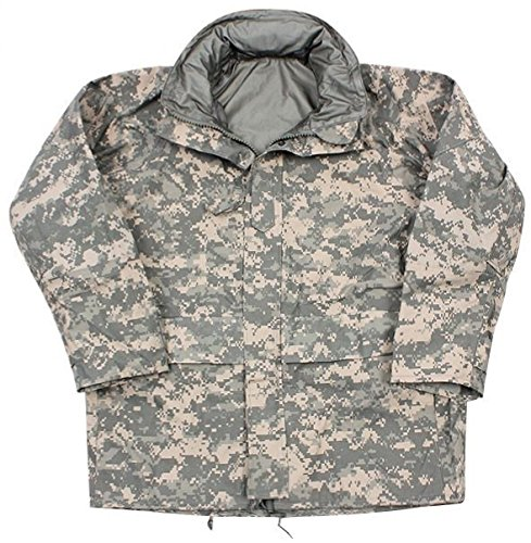 Gore Tex Cold Weather Parka (ARMY ISSUE ACU DIGITAL GORE-TEX JACKET COLD WEATHER PARKA MEDIUM/REGULAR)