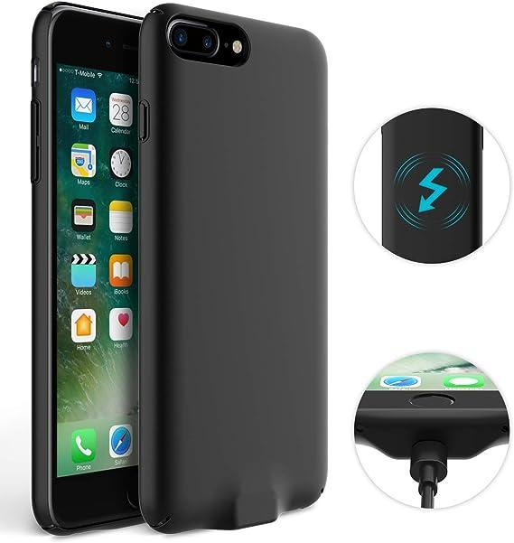 Amazon.com: Donwell - Funda para iPhone 7, 6S y 6 con ...