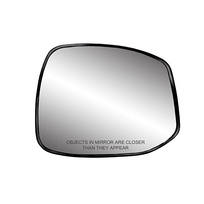 Door Mirror Glass New Replacement Driver Side For Honda Civic 2012-13