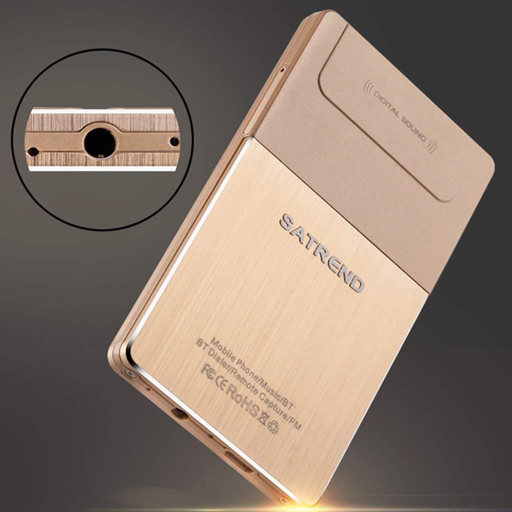 携帯電話携帯電話のロックを解除 ロック解除されたGSMデュアルSIM携帯電話ミニメタルカード携帯電話超薄型ボディのBluetoothビジネスバックアップ機 携帯電話携帯電話のロックを解除 (色 : B) B07R66JYTW A