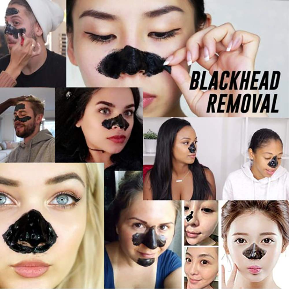 Poit Black Mask Blackhead Peel off Remover