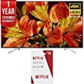 Sony XBR65X850F 65-Inch 4K Ultra HD Smart LED TV (2018 Model) w/ Netflix $50 Gift Card + 1 Year Extended Warranty
