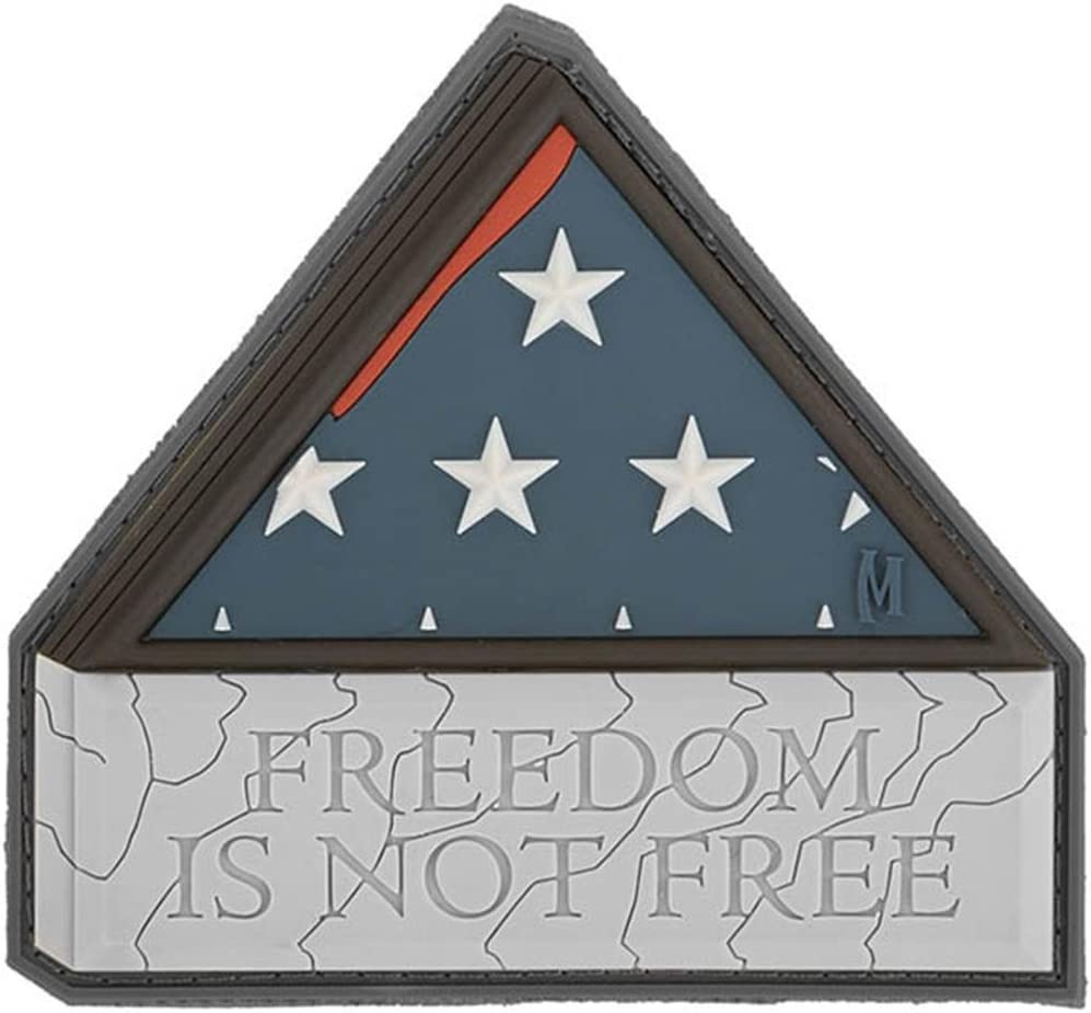 Maxpedition Gear Freedom is Not Free Patch