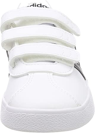 adidas VL Court 2.0 CMF C, Zapatillas de Tenis Unisex Niños