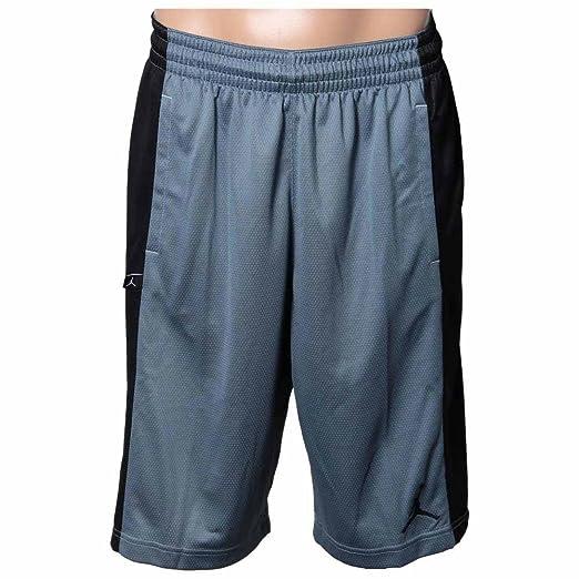 9b2d0046f8d Amazon.com: Air Jordan Highlight (Dri-FIT)Shorts, Graphite Blue ...