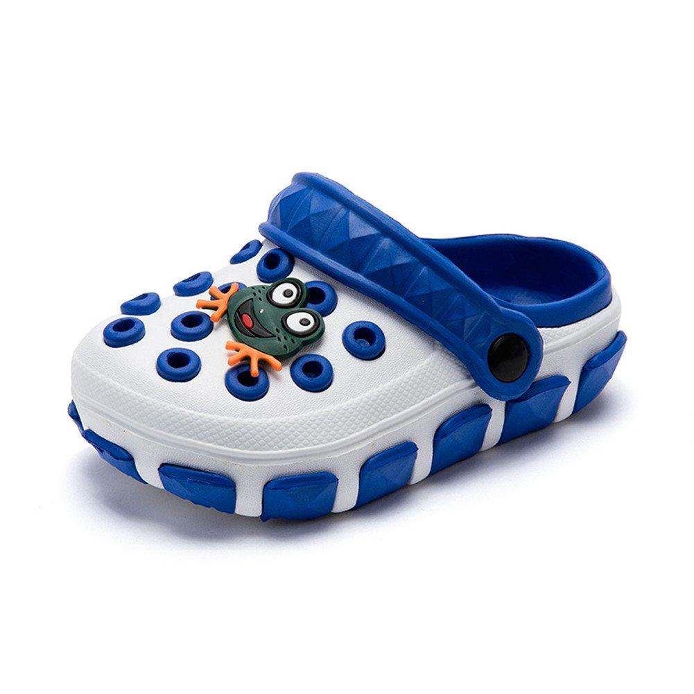 Sabots et Mules Enfants Sabots Pantoufles Chaussures Mixte Enfant Bébé Fille Garçon Antidérapant Eté Piscine de Jardin 24-39
