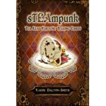 STEAMPUNK TEA LEAF FORTUNE TELLING CARDS (45 bronze gilt-edged cards w/guidebook, boxed) 6