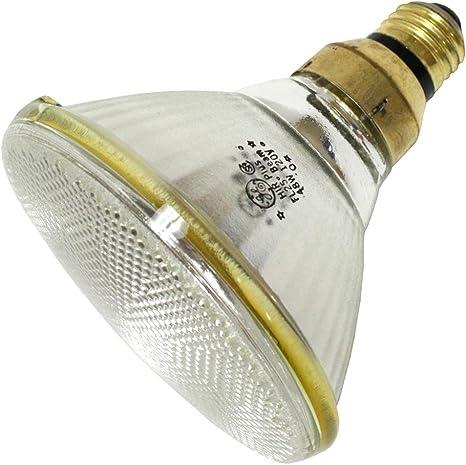 GE 19901-50PAR30//HIR//FL25 PAR30 Halogen Light Bulb 043168970471