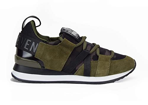2c6155d222 SixtySeven Sneakers Woman kaky: Amazon.co.uk: Shoes & Bags