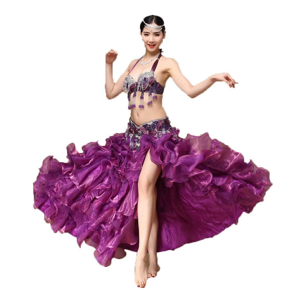 早い者勝ち 成人女性のベリーダンス秋と冬のブラのスーツベリーダンスの衣装衣装 B07PJJYZLX パープル B07PJJYZLX S s パープル s, ミヤギムラ:04bfc462 --- a0267596.xsph.ru