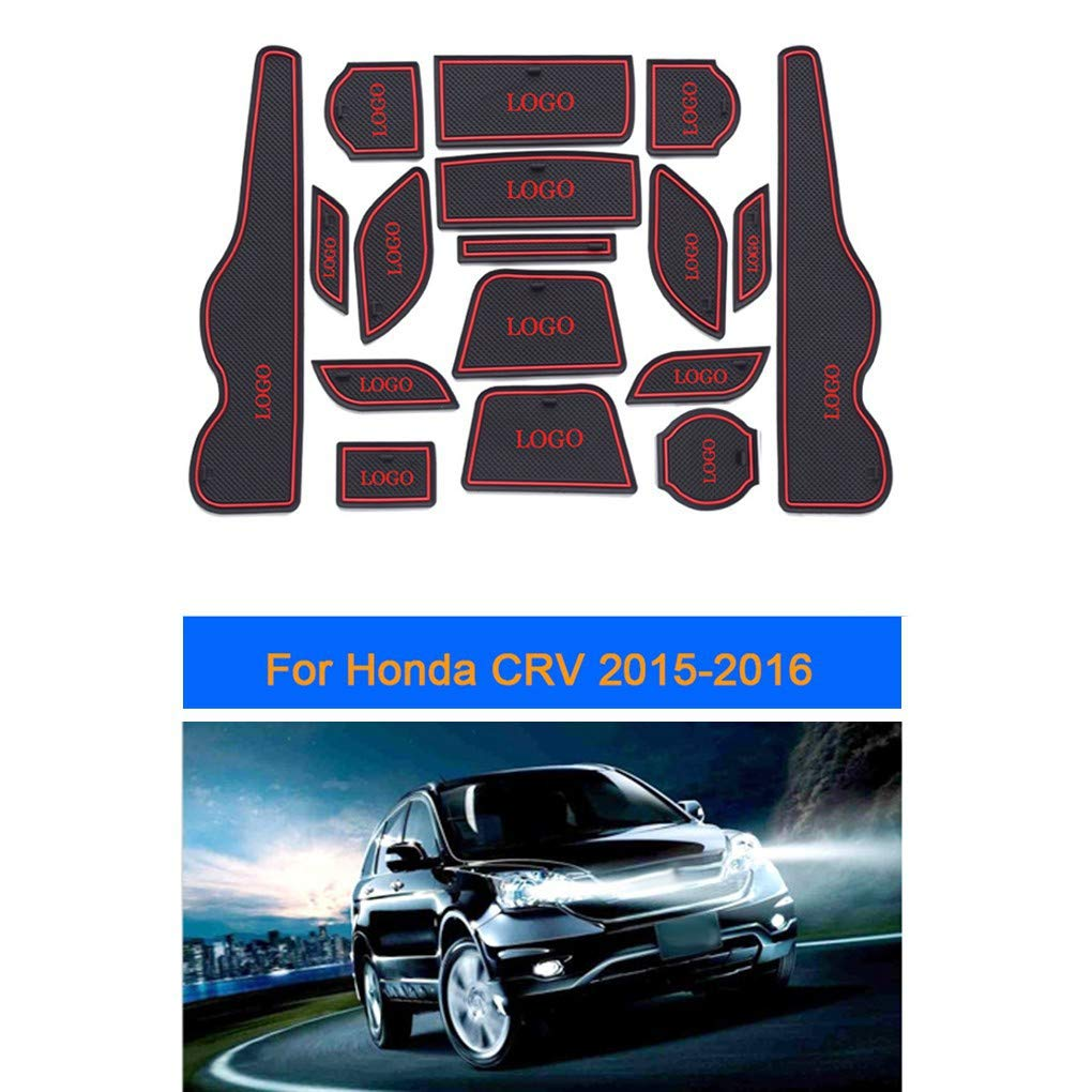 UHAoo 17pcs / Conjunto de reemplazo para la Ranura Honda CRV ...