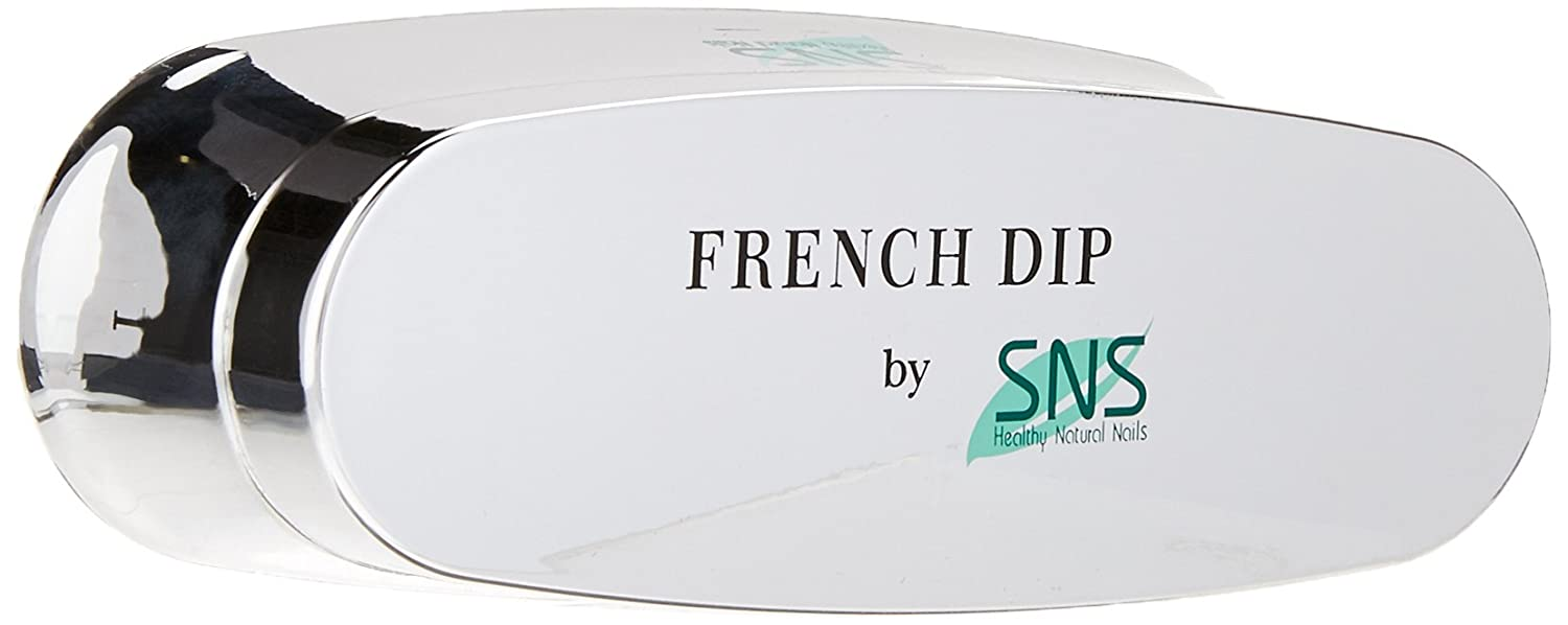 Amazon.com : SNS Nails Dipping Powder French Dip Moulding (Mold) for ...