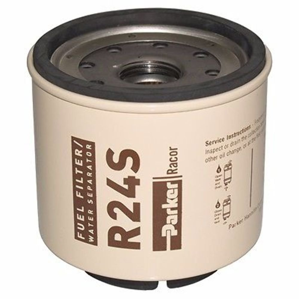 Diesel Spin On Series Replacement Element Micron 2 Parker Marine Fuel Filter Color Code Brown Model 220r By Hannifin Corp Racor Boat Filters